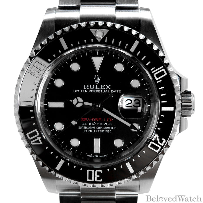 Rolex Ceramic Sea-Dweller 126600