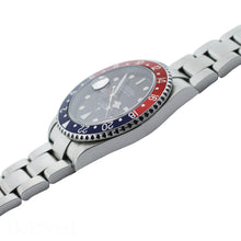 "Load image into Gallery viewer, Rolex GMT-Master II ""Pepsi"" 16710 Image 5"