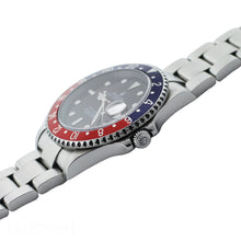 "Load image into Gallery viewer, Rolex GMT-Master II ""Pepsi"" 16710 Image 6"
