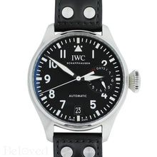 Load image into Gallery viewer, International Watch Company Big Pilot IW5009-01 Image 1