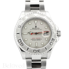Load image into Gallery viewer, Rolex Yacht-Master 16622 Platinum Dial Image 1