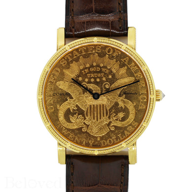 Corum Coin Watch Ref. C293/00831 Image 1