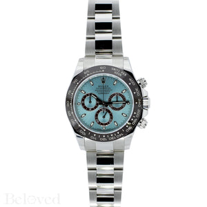 Rolex Daytona 116506 Unworn and Complete with Five Year Warranty Card Image 2