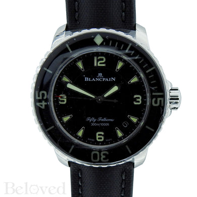 Blancpain Fifty Fathoms 5015-1130-52B Image 1