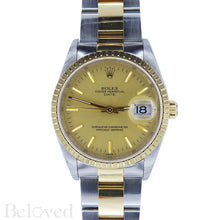 Load image into Gallery viewer, Rolex Date 15223 Image 1