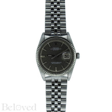 Load image into Gallery viewer, Rolex Datejust Grey Sigma Dial 1601 Image 3