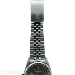 Rolex Datejust Grey Sigma Dial 1601 Image 4