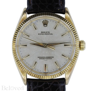 "Rolex Oyster Perpetual ""Underline"" 1005 Image 3"