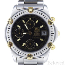 Load image into Gallery viewer, Tag Heuer 2000 165.306
