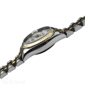 Rolex Datejust 179173 New Model Inner Bezel Engraved Image 5