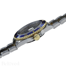 Load image into Gallery viewer, Rolex Submariner 16613 Salte Serti Dial Image 8