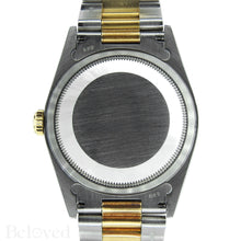 Load image into Gallery viewer, Rolex Datejust 16203 Champagne Smooth Bezel Image 3