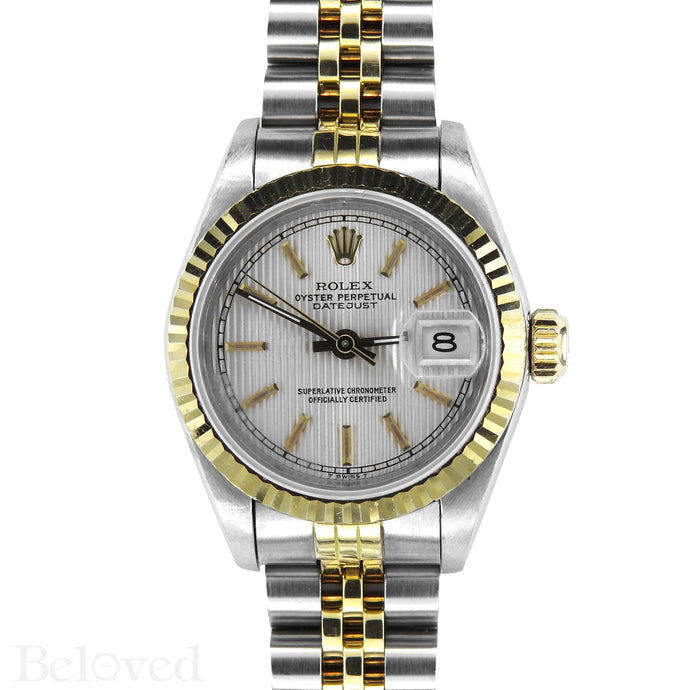 Rolex Datejust 69173 Unpolished Image 1