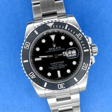 Load image into Gallery viewer, Rolex Ceramic Submariner 116610