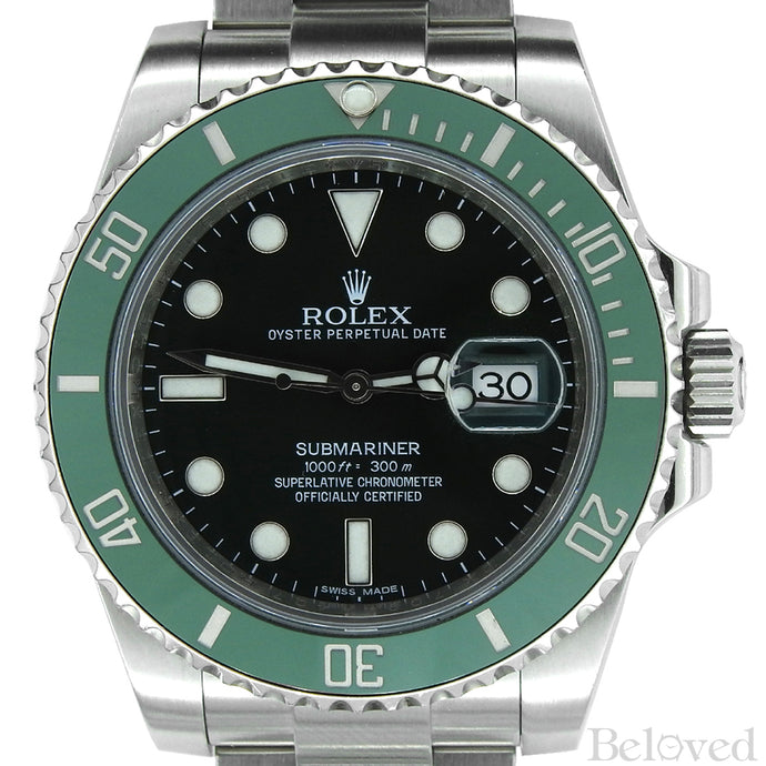 Rolex Ceramic Submariner 116610LV