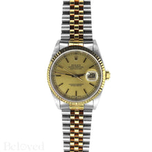 Load image into Gallery viewer, Rolex Datejust 16233