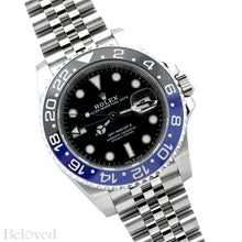Load image into Gallery viewer, Rolex Ceramic GMT-Master II 126710BLNR