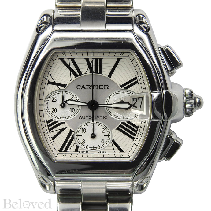 Cartier Roadster Chronograph XL 2618