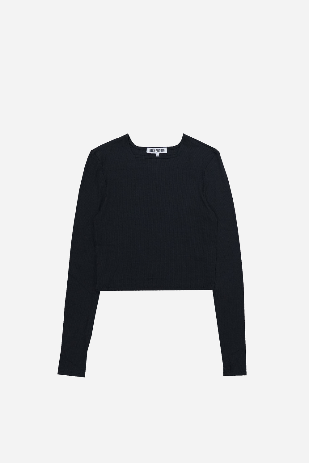 HIGH SQUARE NECK LONG SLEEVE
