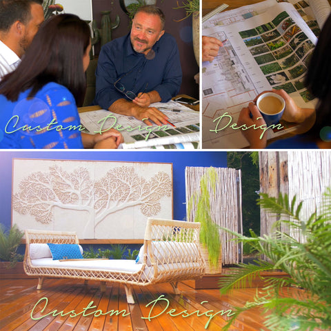 Landscape Design at Poppy's Home and Garden Newcastle