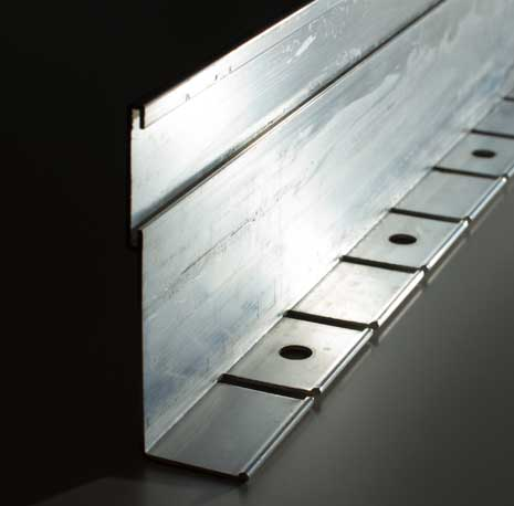 Link Edge 100mm Powder Coated Edge