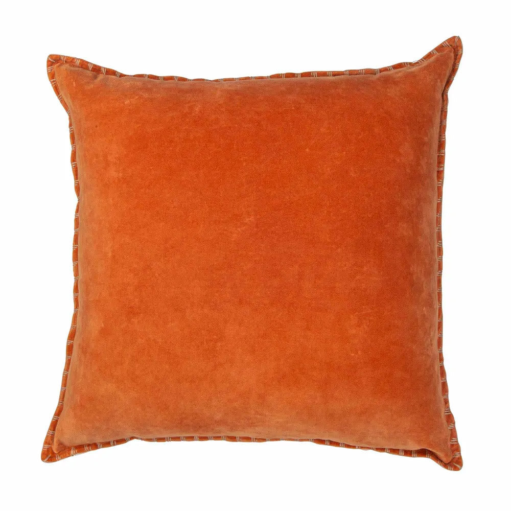 Cushion Adra Velvet with Feather Insert