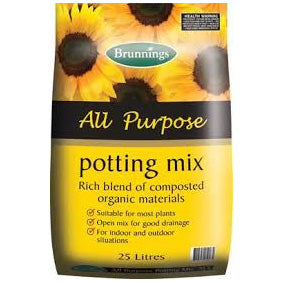 All Purpose Potting Mix 25L