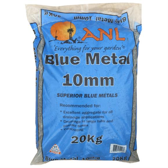 Aggregate 10mm 20kg bag