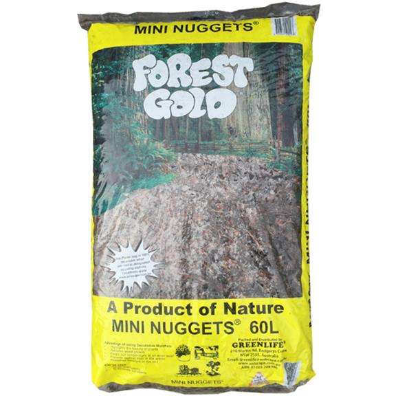 Pine Bark Mini Nuggets Mulch