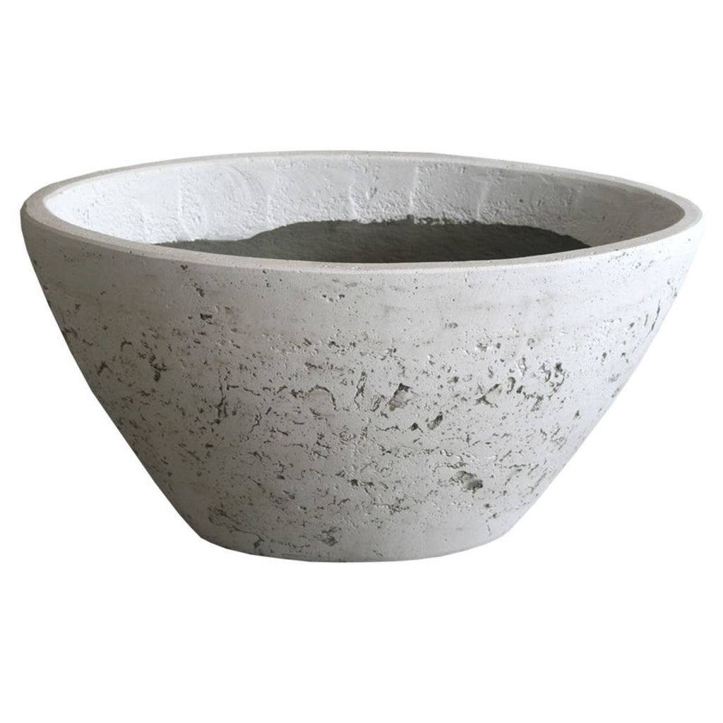 Chelsea Oval Bowl Planter