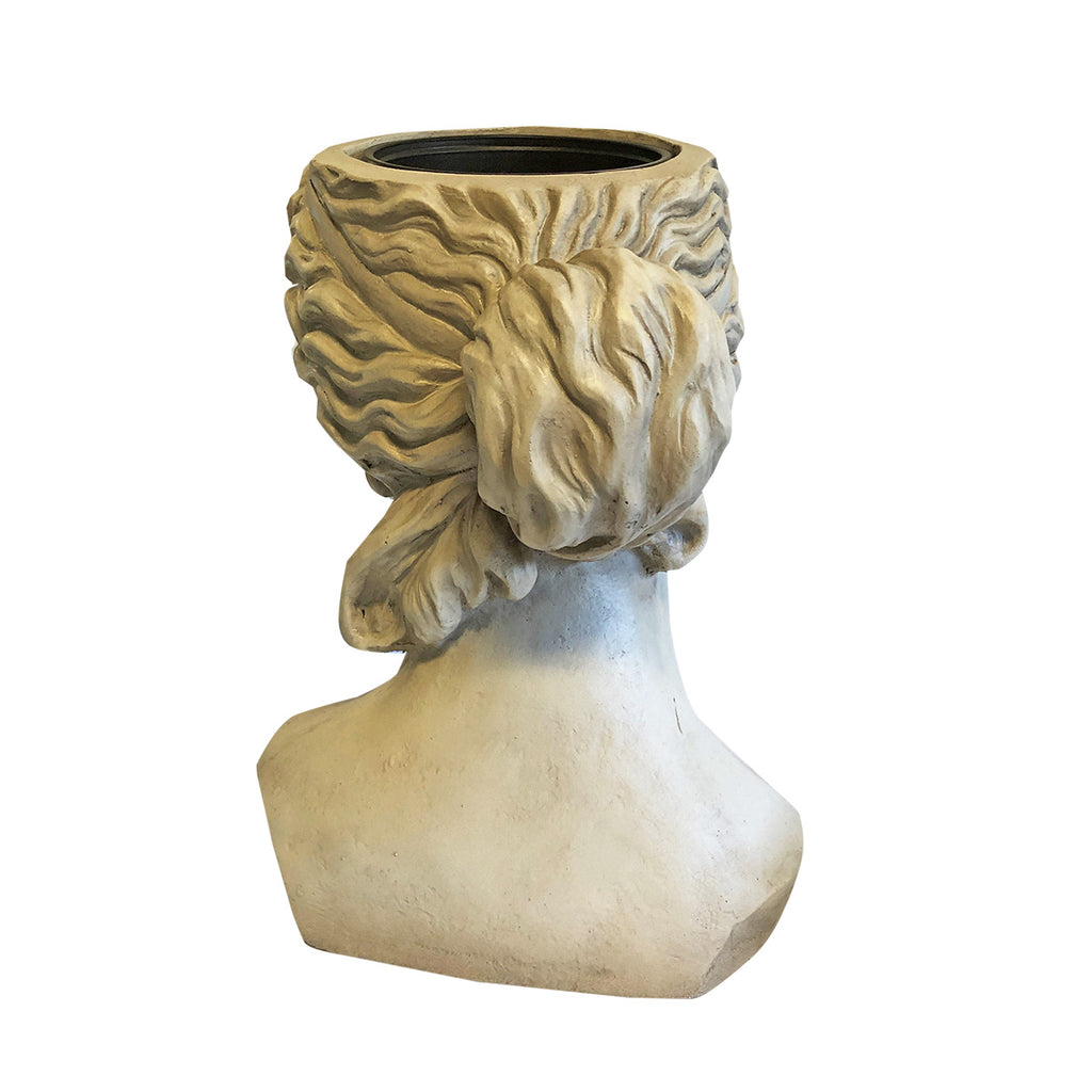 Diana Head Planter