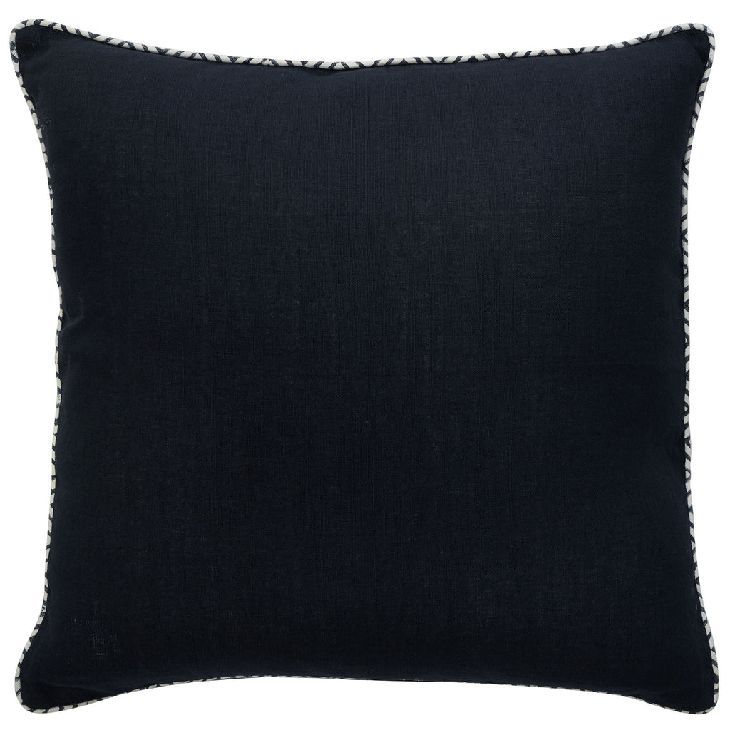Cushion Long Island Court Navy