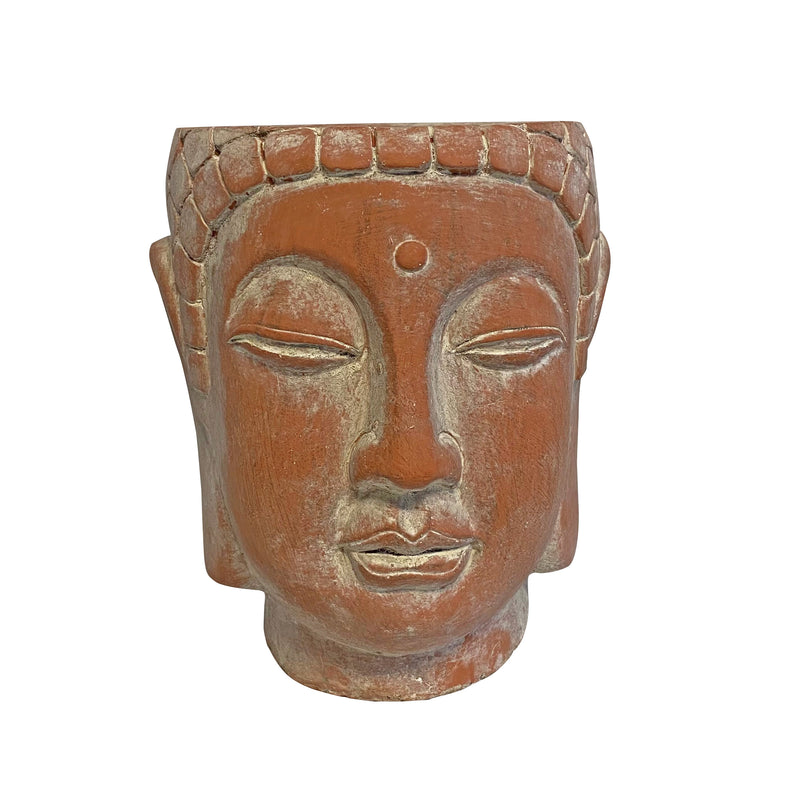 Miss Daisy Tribal Head Pot