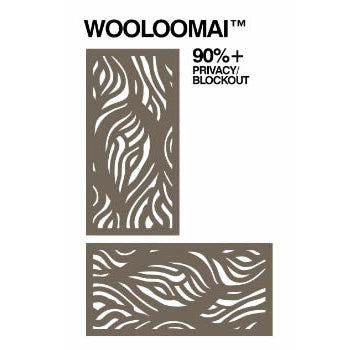 Out Deco Wooloomai Screen