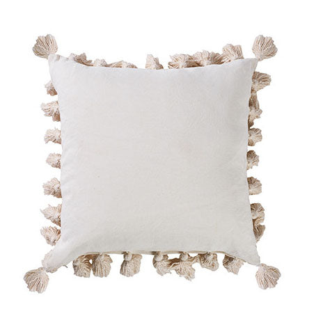 Cushion Saratoga Heritage White