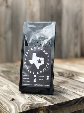 Texas Pecan Coffee - Ground