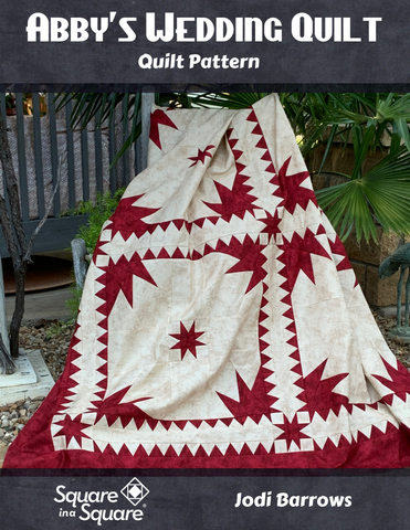 Abby's Wedding Quilt (ePattern - immediate download)