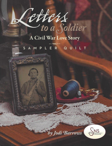 Letters to a Soldier pattern book