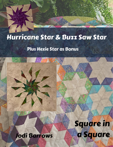 Hurricane Star & Buzz Saw Star ePattern