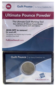 Ultimate Pounce Powder Pad White