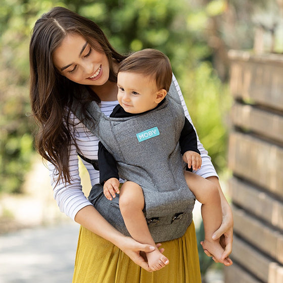 2-in-1 Carrier - Grey