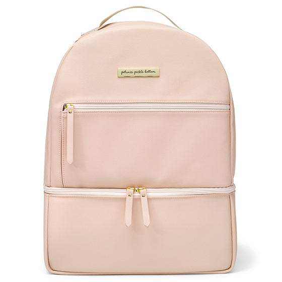 Axis Backpack - Blush Leatherette
