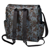 Boxy Backpack - Camo