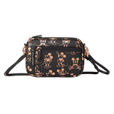 Adventurer Belt Bag - Metallic Mickey