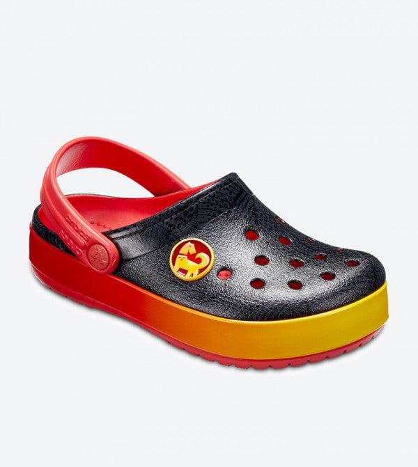 Crocband Chinese New Year Clog - Multi