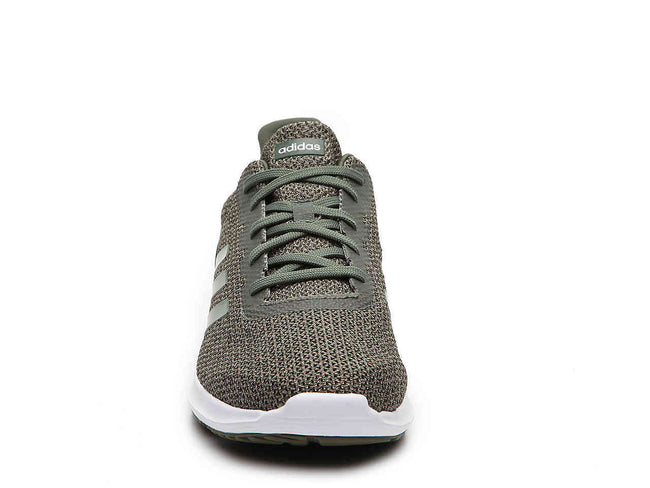 Adidas B44733 Men's Cosmic 2 Lightweight Running Base Green / Base Green / Trace Khaki Shoes