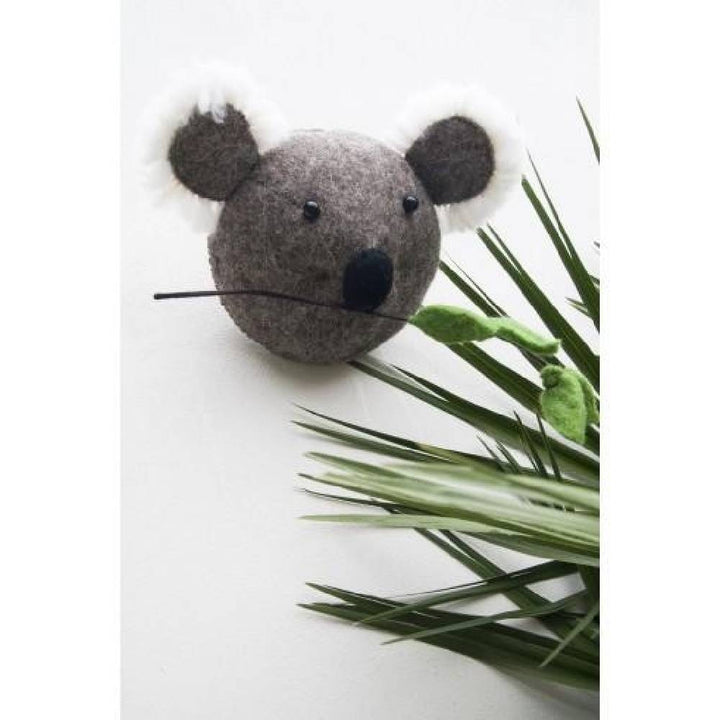 Koala Mini Animal Head