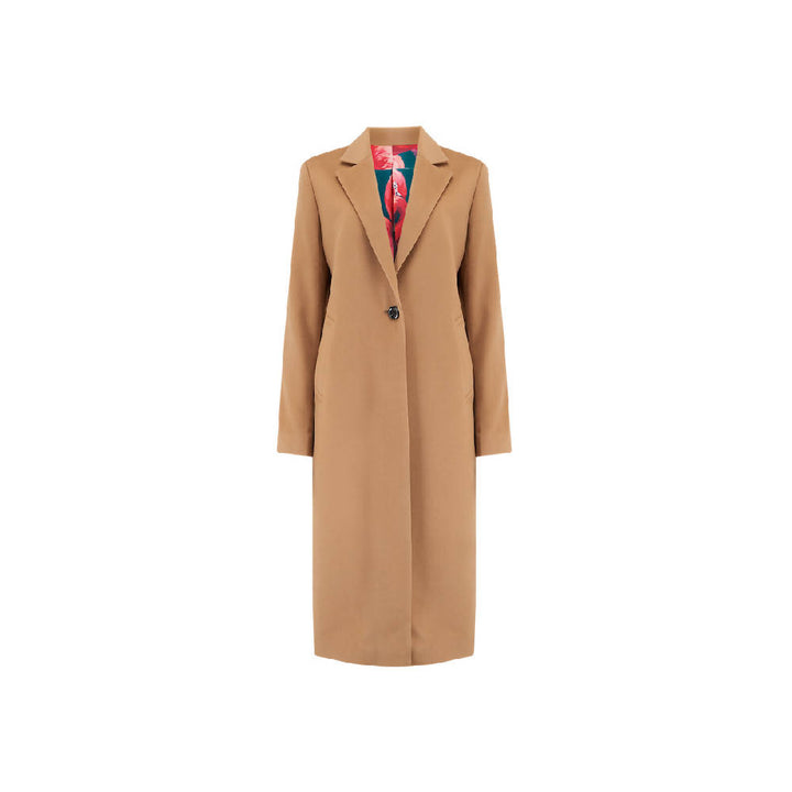 The Nicky Cashmere Coat