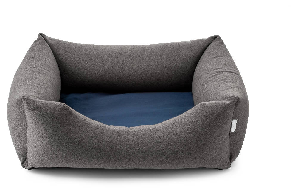 Shoreditch Dog Bed - Anthracite