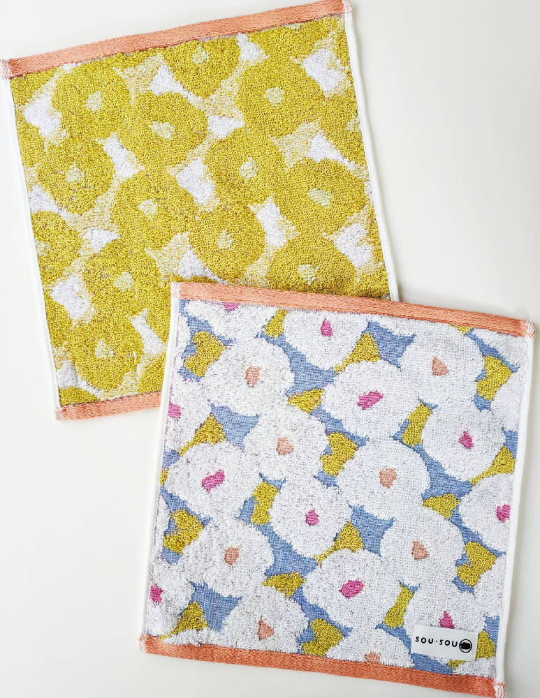 Kyoto Small Face Towel - Summer